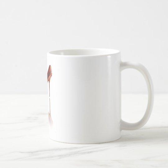 Beautiful Cool high-heels コーヒーマグカップ