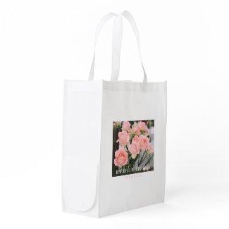 Beautiful Roses:Eco Bag エコバッグ