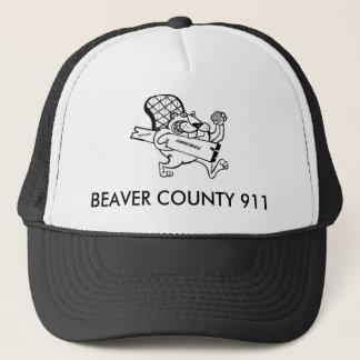 BEAVER郡911 キャップ