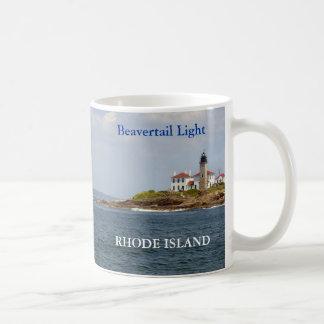Beavertailライト、ロードアイランドのマグ コーヒーマグカップ