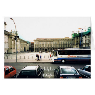 Bebelplatzカード カード