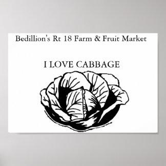 Bedillionの農場の市場 ポスター