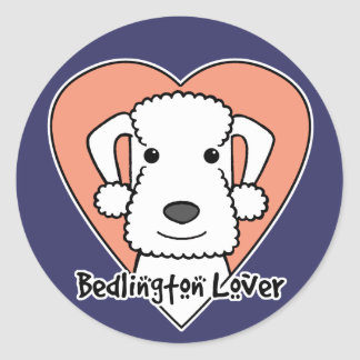 Bedlingtonの恋人 ラウンドシール