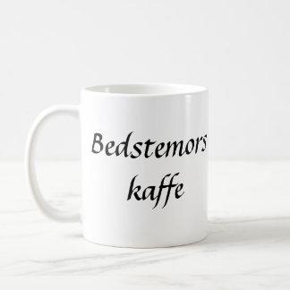 Bedstemors Kaffe コーヒーマグカップ