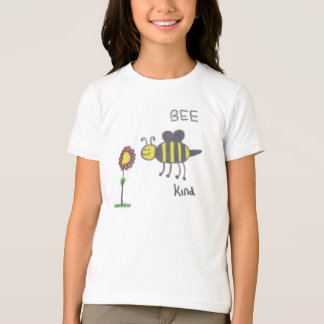 bee_kind tシャツ