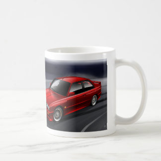 Beemer M3のマグの覆い コーヒーマグカップ