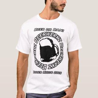 beerwerkzshirt tシャツ