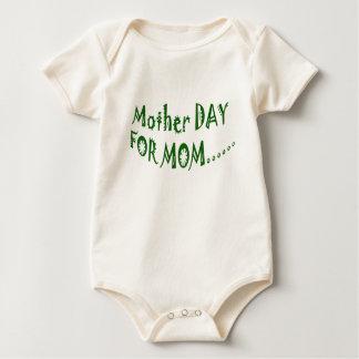 beHappyお母さんのための母の日一緒に ベビーボディスーツ