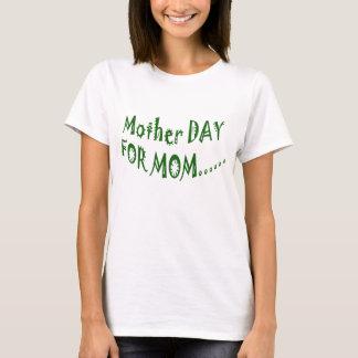 beHappyお母さんのための母の日一緒に Tシャツ