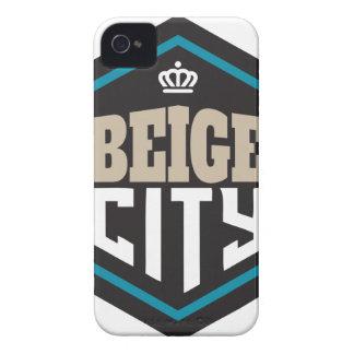 BeigeCity.ai Case-Mate iPhone 4 ケース