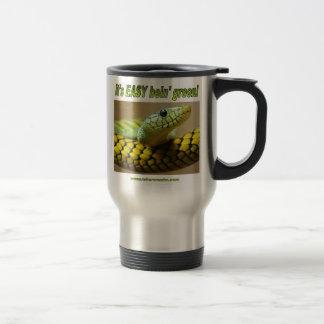 Beinの緑(マンバ) トラベルマグ