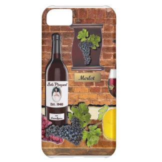 Bekoのブドウ園のiPhone 5の場合 iPhone5Cケース