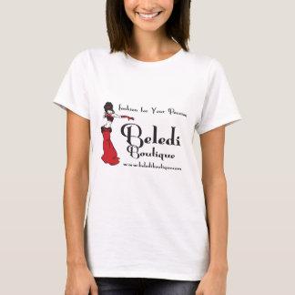 Belediのブティックの独占記事 Tシャツ