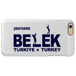 BELEKのゴルフ習慣のケース INCIPIO FEATHER SHINE iPhone 6 PLUSケース