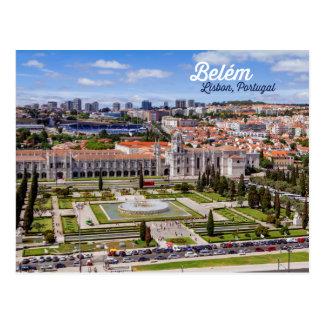Belém、リスボン、ポルトガル ポストカード
