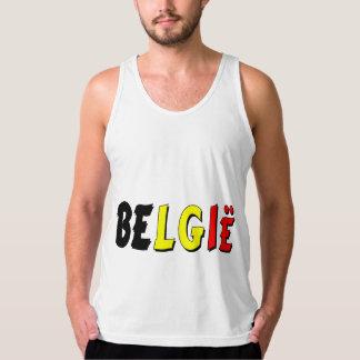 Belgie タンクトップ