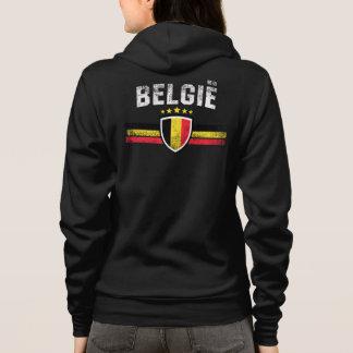 België パーカ