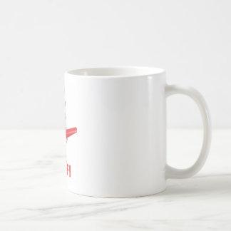 BELICHECK YAの自己! コーヒーマグカップ