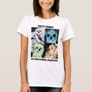 Bella著子犬力 Tシャツ
