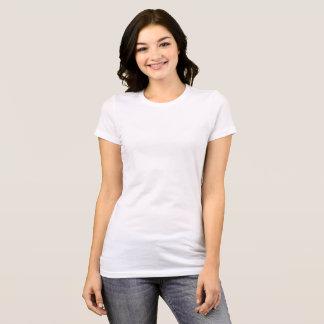 Bella オリジナルレディースクルーネックシャツを作成 tシャツ