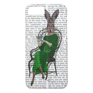 Bella Rabbit Taking Tea 2女性 iPhone 8/7ケース