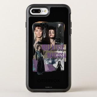 Bellatrix LestrangeおよびNarcissa Malfoy オッターボックスシンメトリーiPhone 8 Plus/7 Plusケース