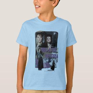 Bellatrix LestrangeおよびNarcissa Malfoy Tシャツ