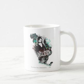 Bellatrix Lestrangeのグラフィックのロゴ コーヒーマグカップ