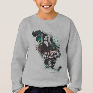 Bellatrix Lestrangeのグラフィックのロゴ スウェットシャツ