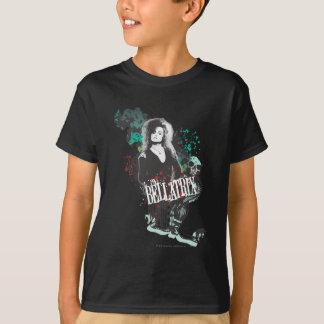 Bellatrix Lestrangeのグラフィックのロゴ Tシャツ