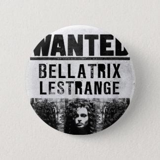 Bellatrix Lestrangeはポスターがほしいと思いました 5.7cm 丸型バッジ