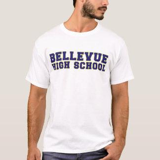 Bellevueの高等学校 Tシャツ
