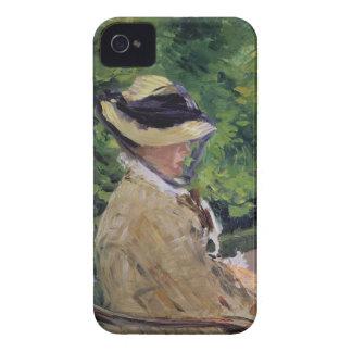 BellevueのManet Manet  夫人 Case-Mate iPhone 4 ケース