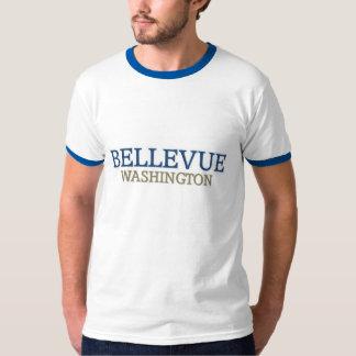 Bellevueワシントン州 Tシャツ
