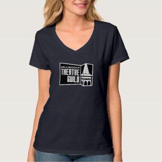Bellinghamの劇場ギルドのワイシャツ Tシャツ