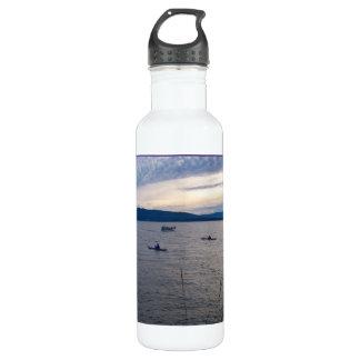Bellingham湾のカヤック ウォーターボトル