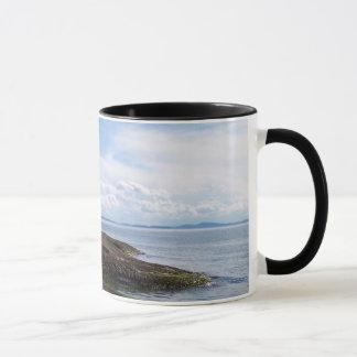 Bellingham湾の造岩 マグカップ