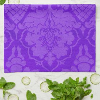 Belliniの帝国紫色 キッチンタオル