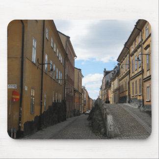 Bellmansgatan、ストックホルム マウスパッド