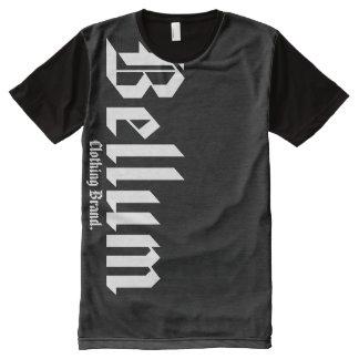 BellumのTシャツ オールオーバープリントT シャツ