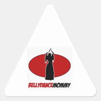 BELLYDANCEのデザイン 三角形シール