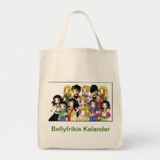 Bellyfrikis Kalander 2 トートバッグ
