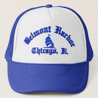 Belmont港のトラック運転手の帽子 キャップ