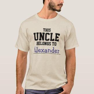 Belongs Toこの叔父さん........ Tシャツ