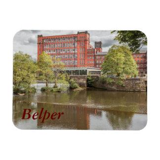 Belperの東の製造所 マグネット