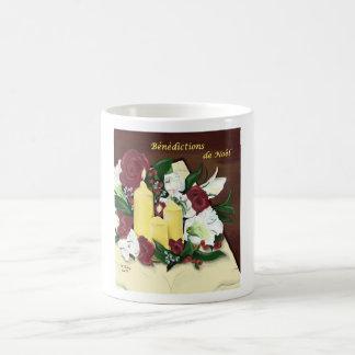 Benedictions de Noelのグランデtasse コーヒーマグカップ