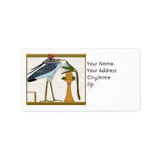 bennuの鳥 ラベル