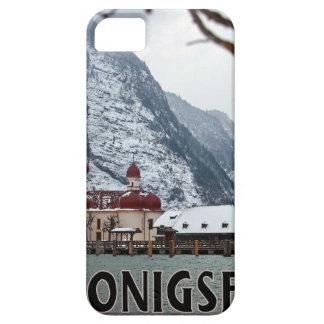 Berchtesgaden - St Bartholomew iPhone SE/5/5s ケース