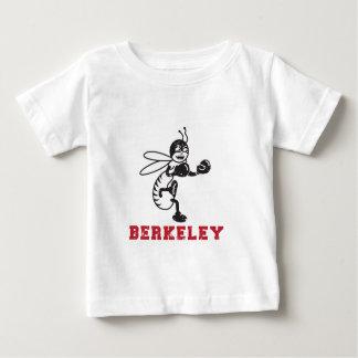 Berkleyの高等学校の古いロゴ ベビーTシャツ