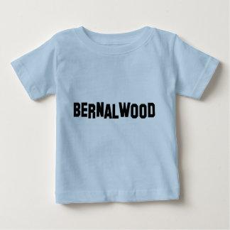 """Bernalwoodの""""魅力的なベビー""""のワイシャツ ベビーTシャツ"""